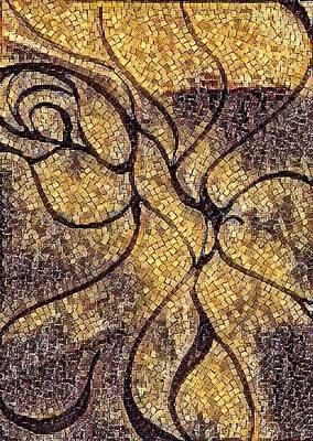 Flowing Soul Art Print by Jason Joseph