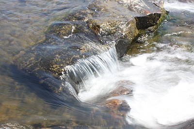 Photograph - Flowing Water No.2 by Parker O'Donnell