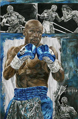 Floyd At His Finest Art Print by David Courson