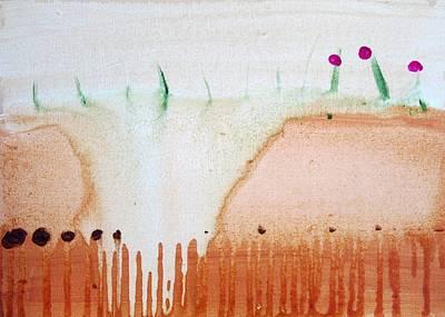 Painting - Fluid Earth by Tamara Savchenko