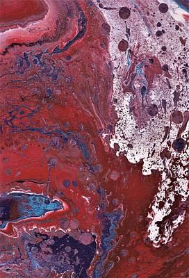 Painting - Fluid Flow 26 by Meegan Sullivan