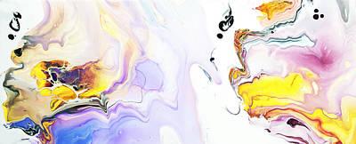 Photograph - Fluid Harmony by Jenny Rainbow