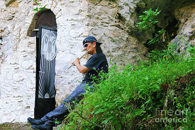 Photograph - Flute by Donna Munro
