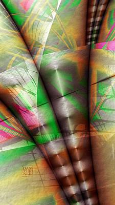 Flutes Of Osiris Art Print by Dan Turner