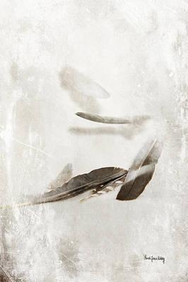 Photograph - Fluttering Feathers by Randi Grace Nilsberg