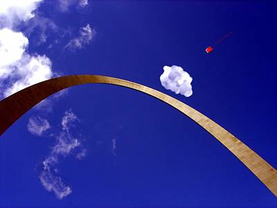 Photograph - Fly A Kite by Kenny Glover