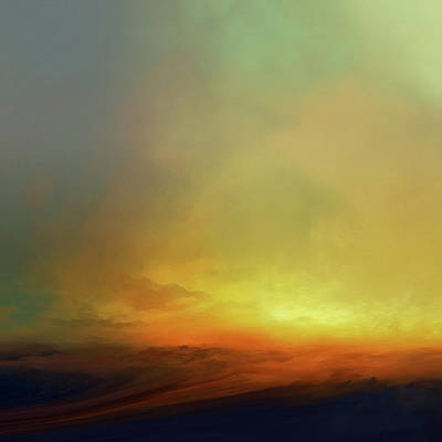 Abstract Landscape Royalty-Free and Rights-Managed Images - Fly Away by Lonnie Christopher