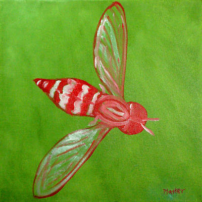 Painting - Fly East by Scott Plaster