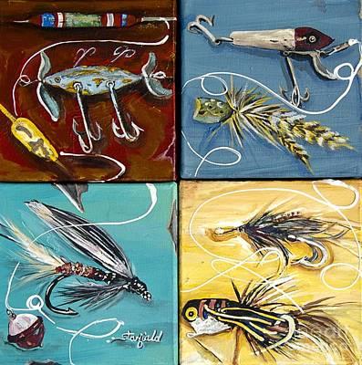 Fly Fishing II  Original