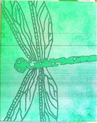 Fly To Me Art Print by Michael DeMusz