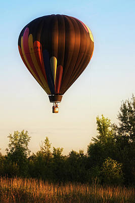 Photograph - Flying Balloon by Tatiana Travelways