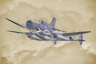 Flying Bulls Warbirds Original