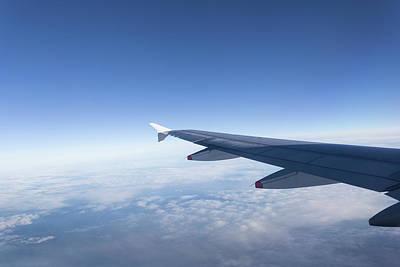 Photograph - Flying Close To Heaven  by David Pyatt