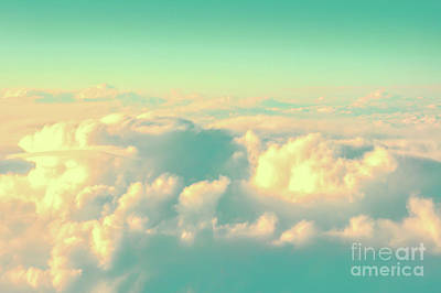 Art Print featuring the photograph Flying by Delphimages Photo Creations