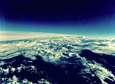 Photograph - Flying High by Brian Sereda