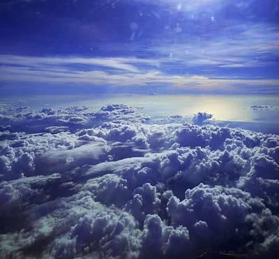 Photograph - Flying High by Dietmar Scherf