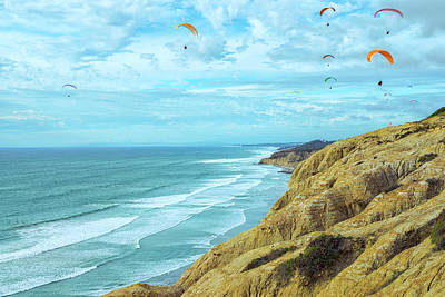 Photograph - Flying High by Joseph S Giacalone