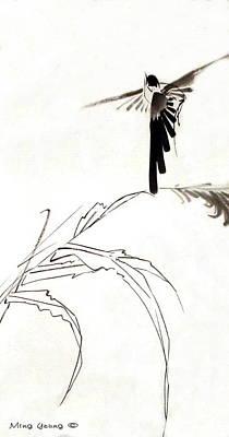 Flying High Art Print by Ming Yeung