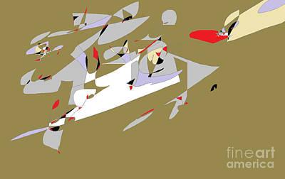 Digital Art - Flying High by Nancy Kane Chapman