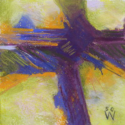 Painting - Flying High by Susan Woodward