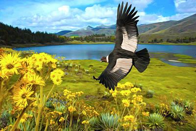 Flying His Kingdom Original