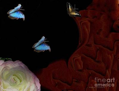 Photograph - Flying Into The Great Unknown by Kathie Chicoine