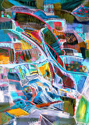Painting - Flypast 2 by LAF Art