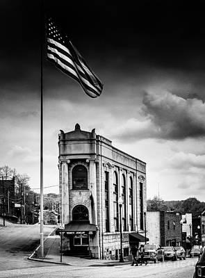Photograph - Fnb Rochester by Arne Hansen