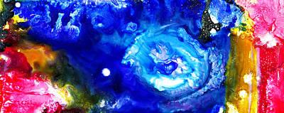 Focal Epilepsy Art Print