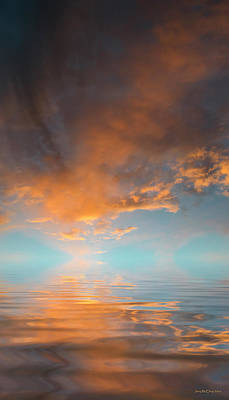Calm Photograph - Focal Point by Jerry McElroy