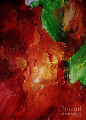Mondrian Painting - Focal Point by John Clark