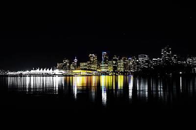 Photograph - Focus on Vancouver by Christina Dutkowski