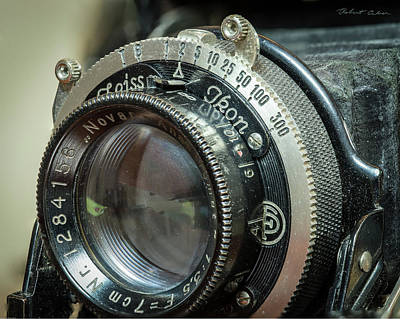 Photograph - Focus Stack by Robert Culver