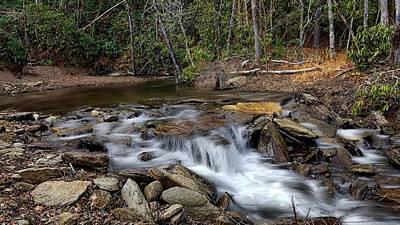 Photograph - Fodder Creek by Joe Duket