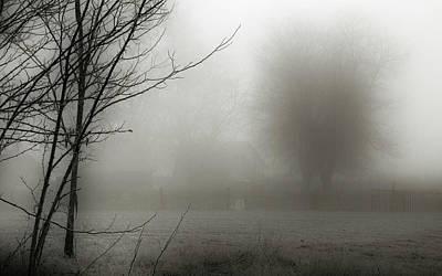 Fog 007 Art Print