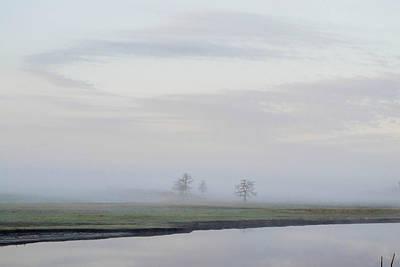 Photograph - Fog 3 by Shannon Harrington