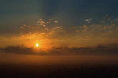 Photograph - Fog 5 by Shannon Harrington
