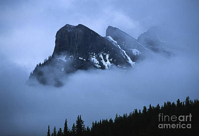 Photograph - Fog And Clouds by Sandra Bronstein