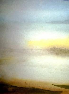 Inner World Painting - Fog And Light by Madina Kanunova