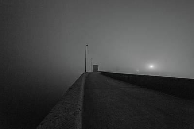 Photograph - Fog And Tipical Geres Vibe by Bruno Rosa