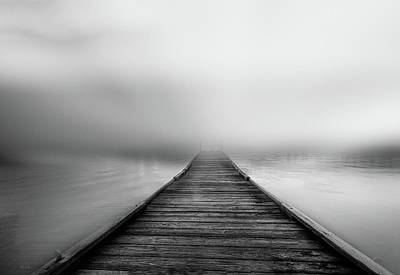 Photograph - Fog by Bob Orsillo