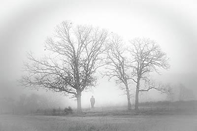 Fog Art Print by EG Kight