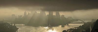 Photograph - fog by Emmanuel Panagiotakis