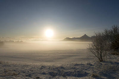Photograph - Fog In Lofoten 1 by Dubi Roman