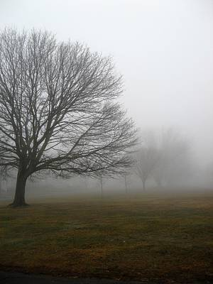 Photograph - Fog by John Scates
