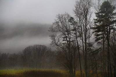 Photograph - Fog by Kathryn Meyer
