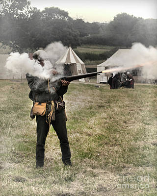 Photograph - Fog Of War by Linsey Williams