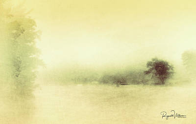 Photograph - Fog On The Lake by Reynaldo Williams