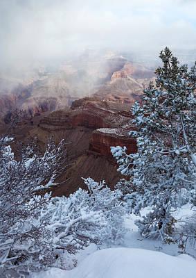 Photograph - Fog Over The Canyon by Jonathan Nguyen