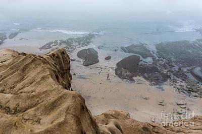 Photograph - Fog Paradise by Valerie Rosen